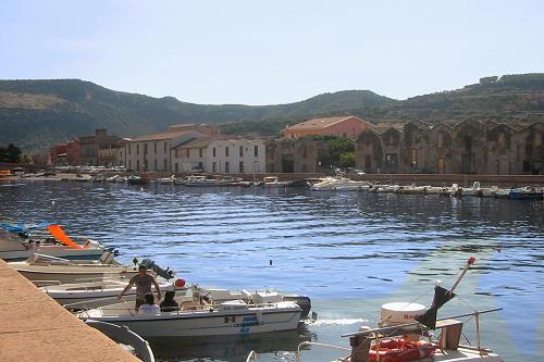 Bosa Sardinien Landhotels