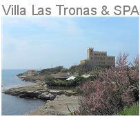 Hotel Villa Las Tronas Alghero